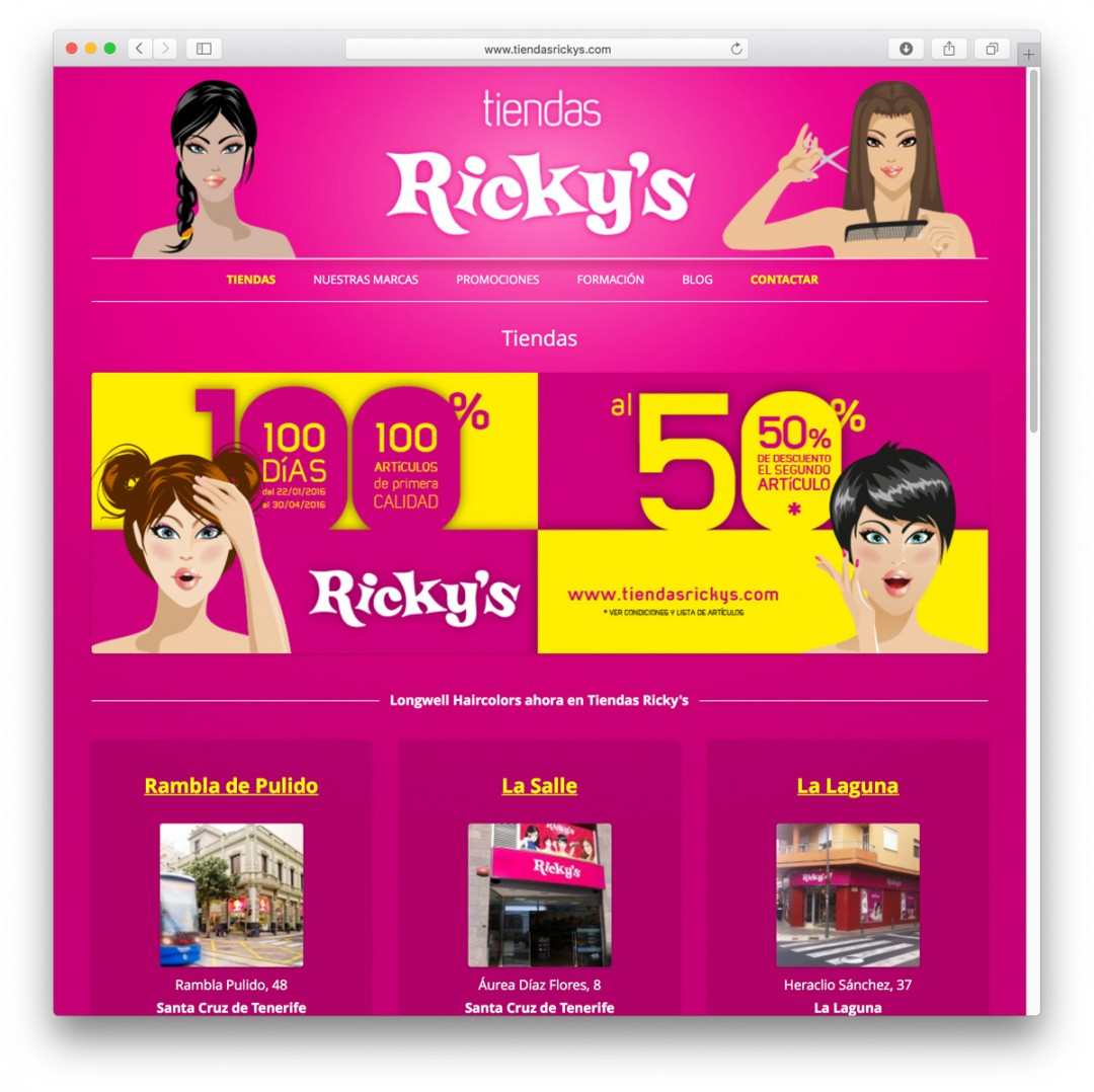 tiendasrickys.com