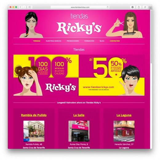 tiendarickys.com