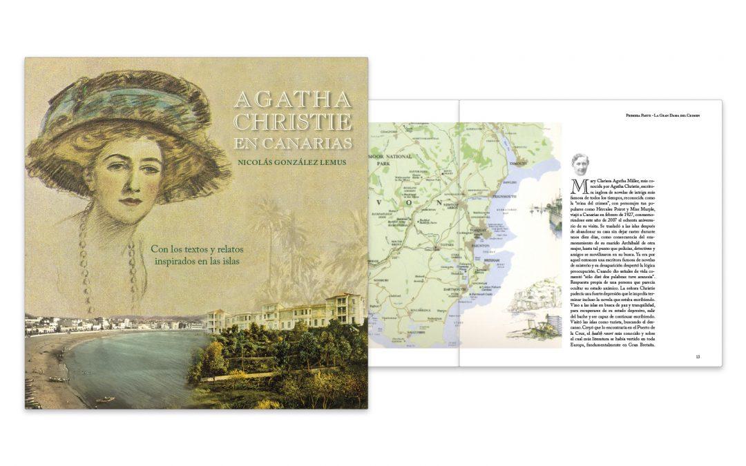 Agatha Christie en Canarias