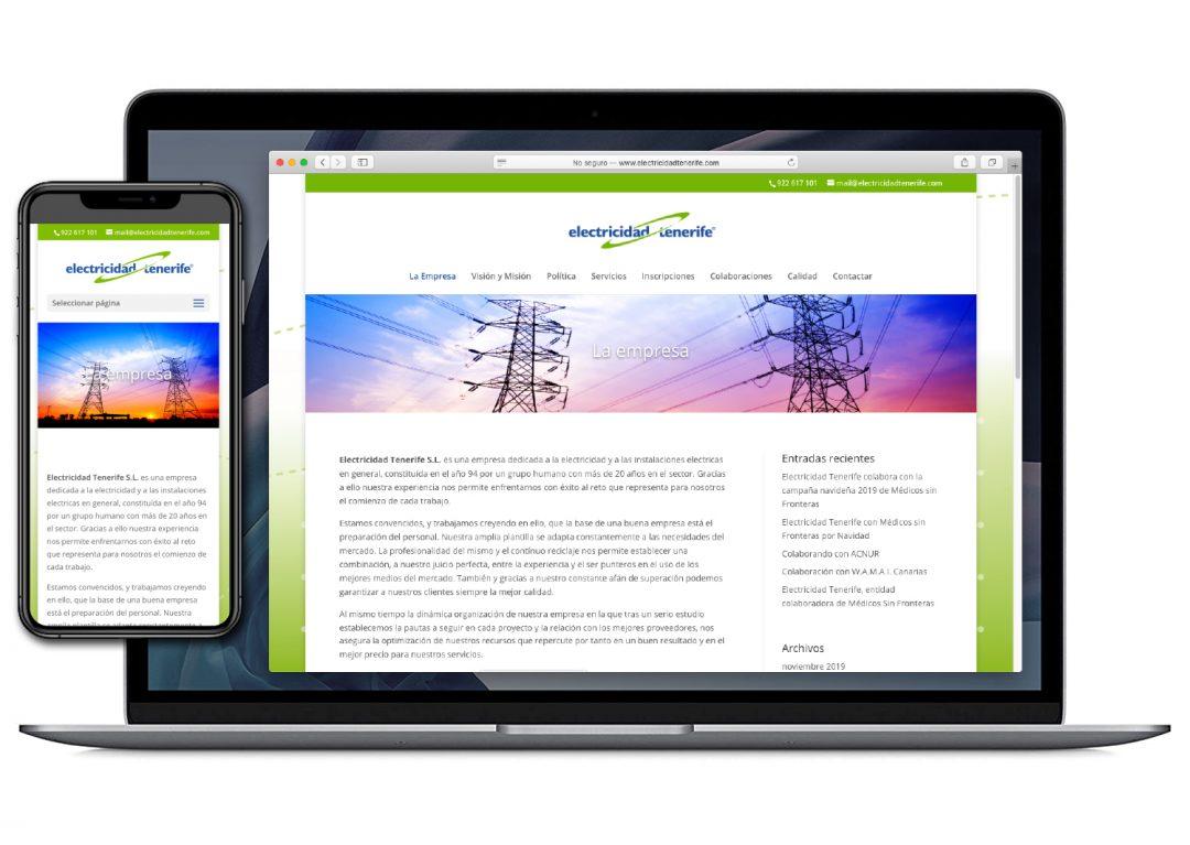 electricidadtenerife.com