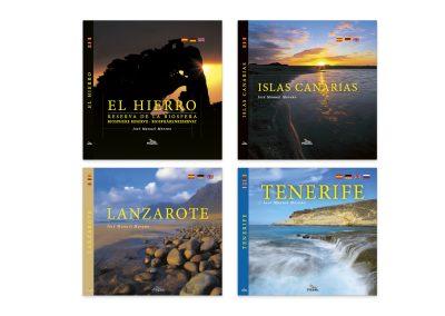 Colección de Libros Turísticos de Canarias