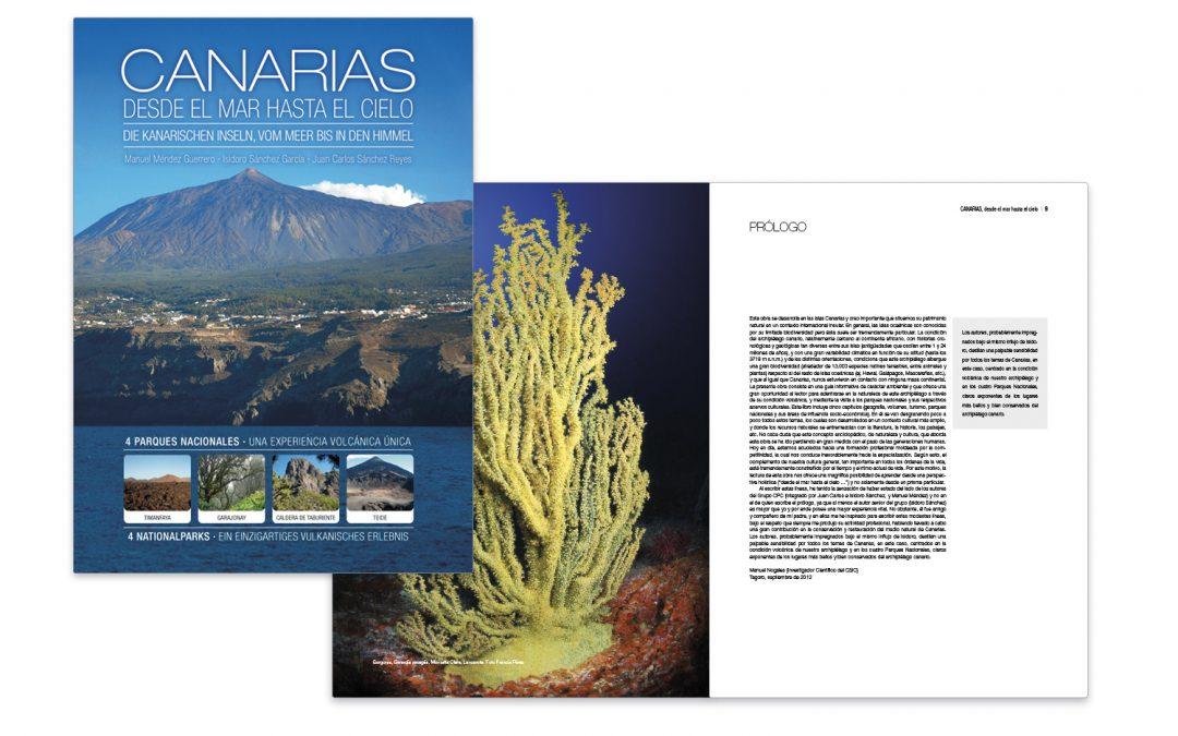 CANARIAS DESDE EL MAR HASTA EL CIELO, 4 PARQUES NACIONALES Una experiencia volcánica única