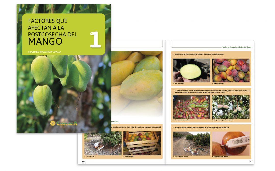 Cuaderno Divulgativo Coplaca Mango Nº 1